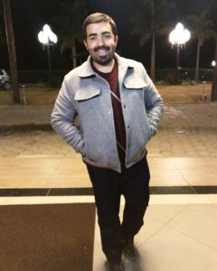 Júlio César Pereira - Secretaria Cultura e Turismo